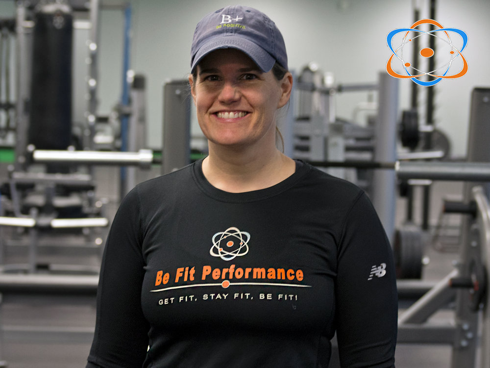 Gretchen Almy  Be Fit H.I.I.T Class