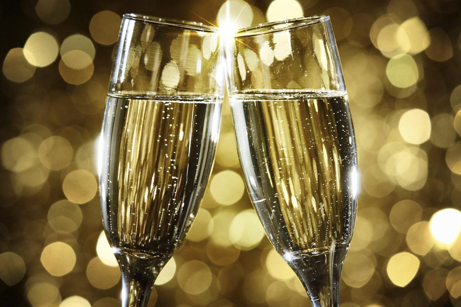...a toast, with love and light, to all that was and that will be!