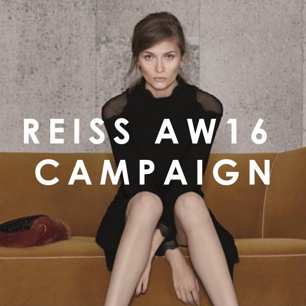 REISS AW16 CAMPAIGN