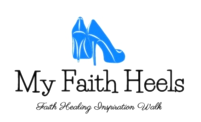 My Faith Heels - Faith is Healing; A site about a Faith Driven Diva who knows there's more to life than her soles. Knowing Faith is the strongest ground to strut her heels in, she laughs without fear at her future. With courage she faces today living, laughing, loving, journeying the path God designed. Find and follow her here MFH.com