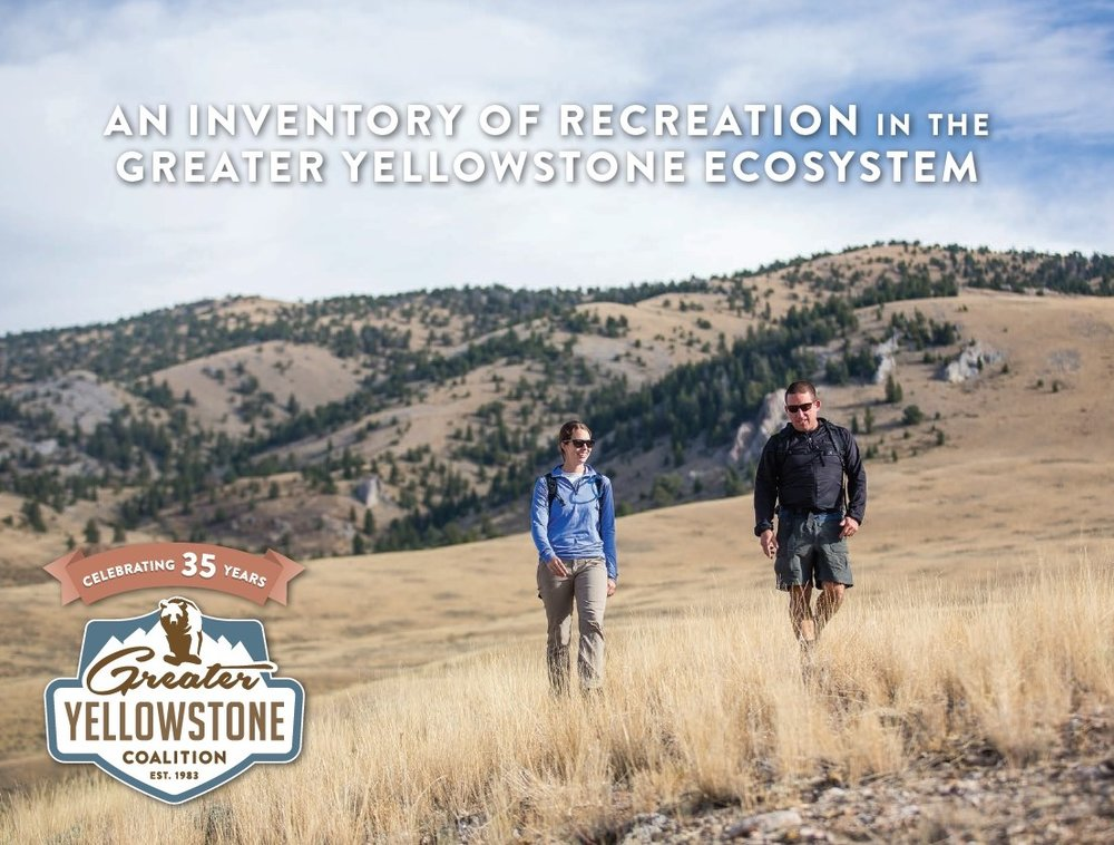 Read and download our inventory on recreation in Greater Yellowstone.