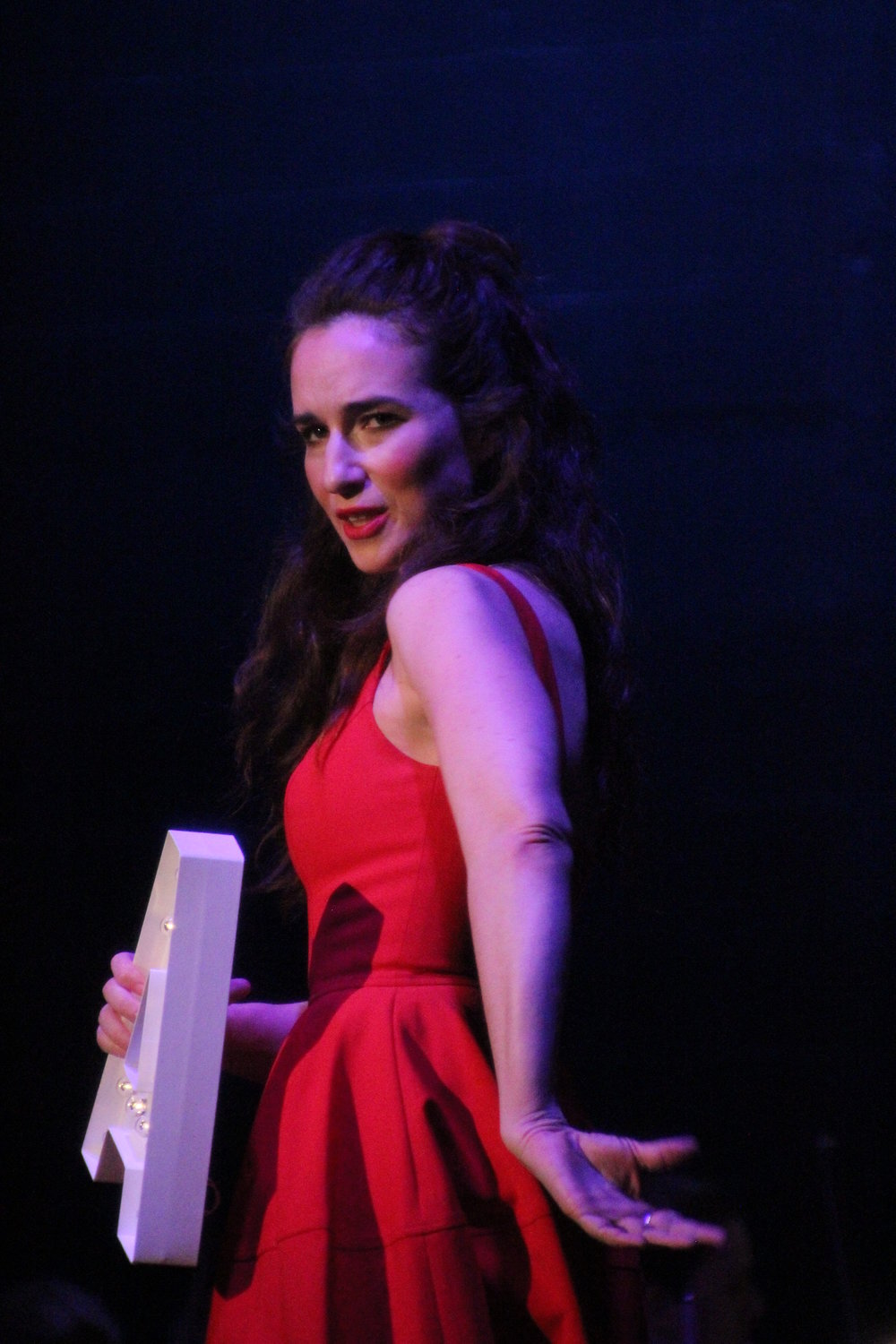 As Adina in Elixir of Love with the Orlando Philharmonic. Photo: David Whitfield.