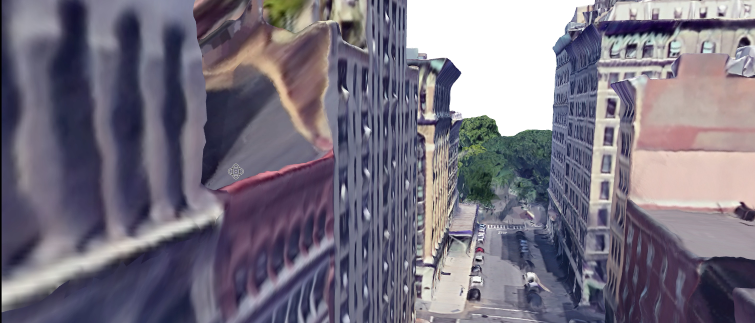 Getting 3D models from Google Earth — adorevolution