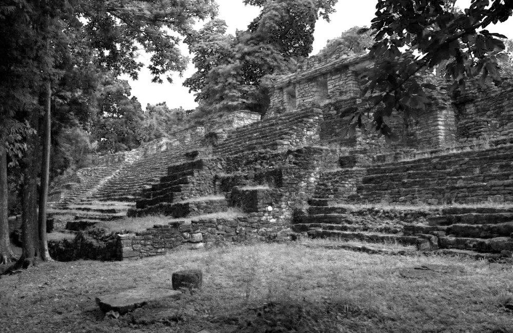 Yaxchilan Mexico