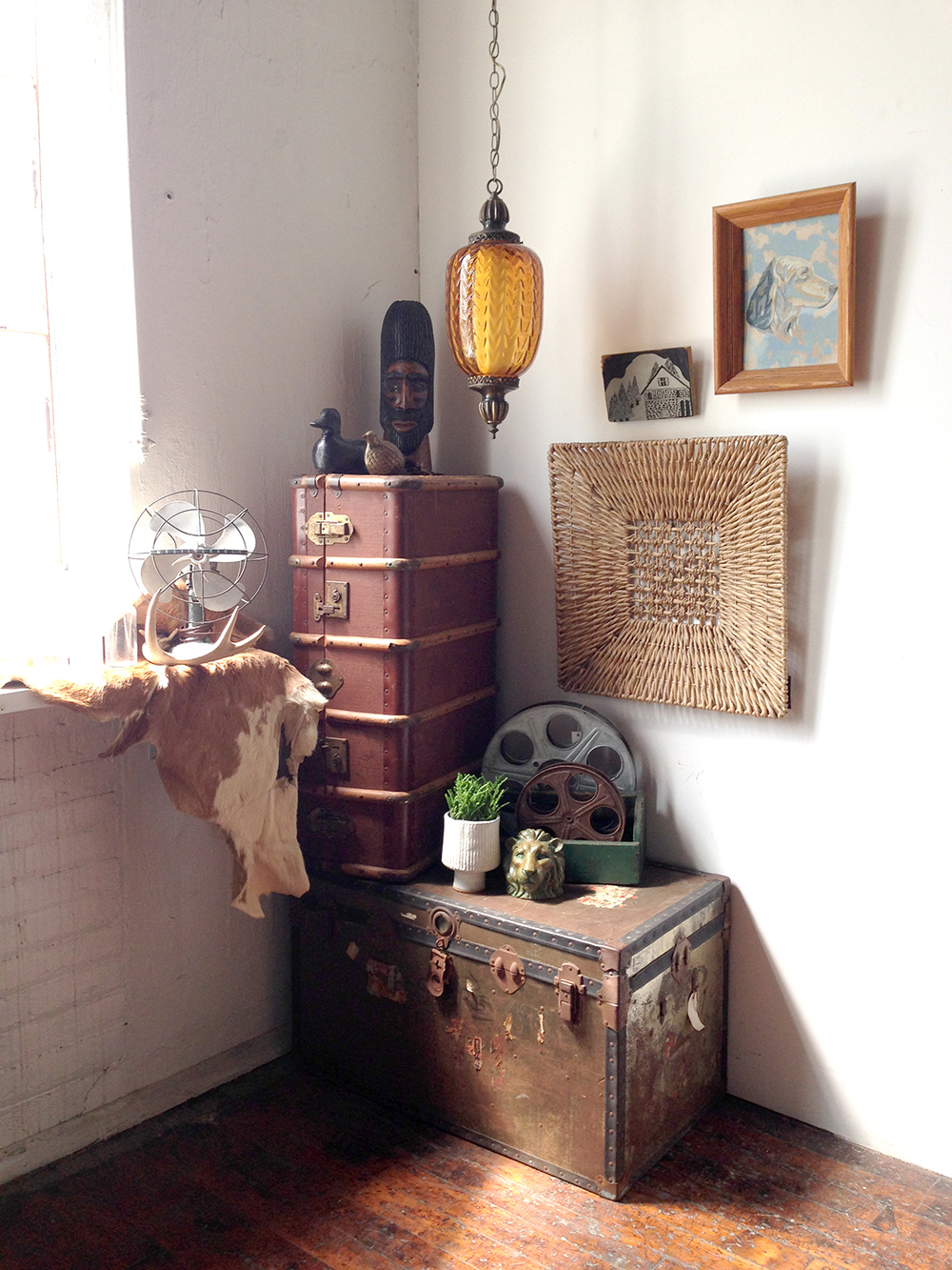 Articles :: Vintage / Salvage / Heritage