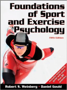 Exercise Psychology - covers topics such as program adherence, motivation, performance, body image, and confidence
