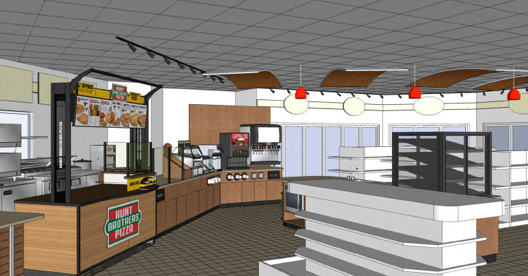 Food Concepts Inc Is A Leader In The Design And Fabrication Of Interior Environments For Commercial Foodservice Retailer Industry