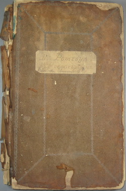 Prescription book, 1888-1891