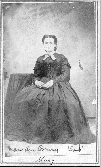 Mary Ann Pomeroy Smith, 1839-1882