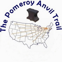 Click for map of Pomeroy Anvil Trail.