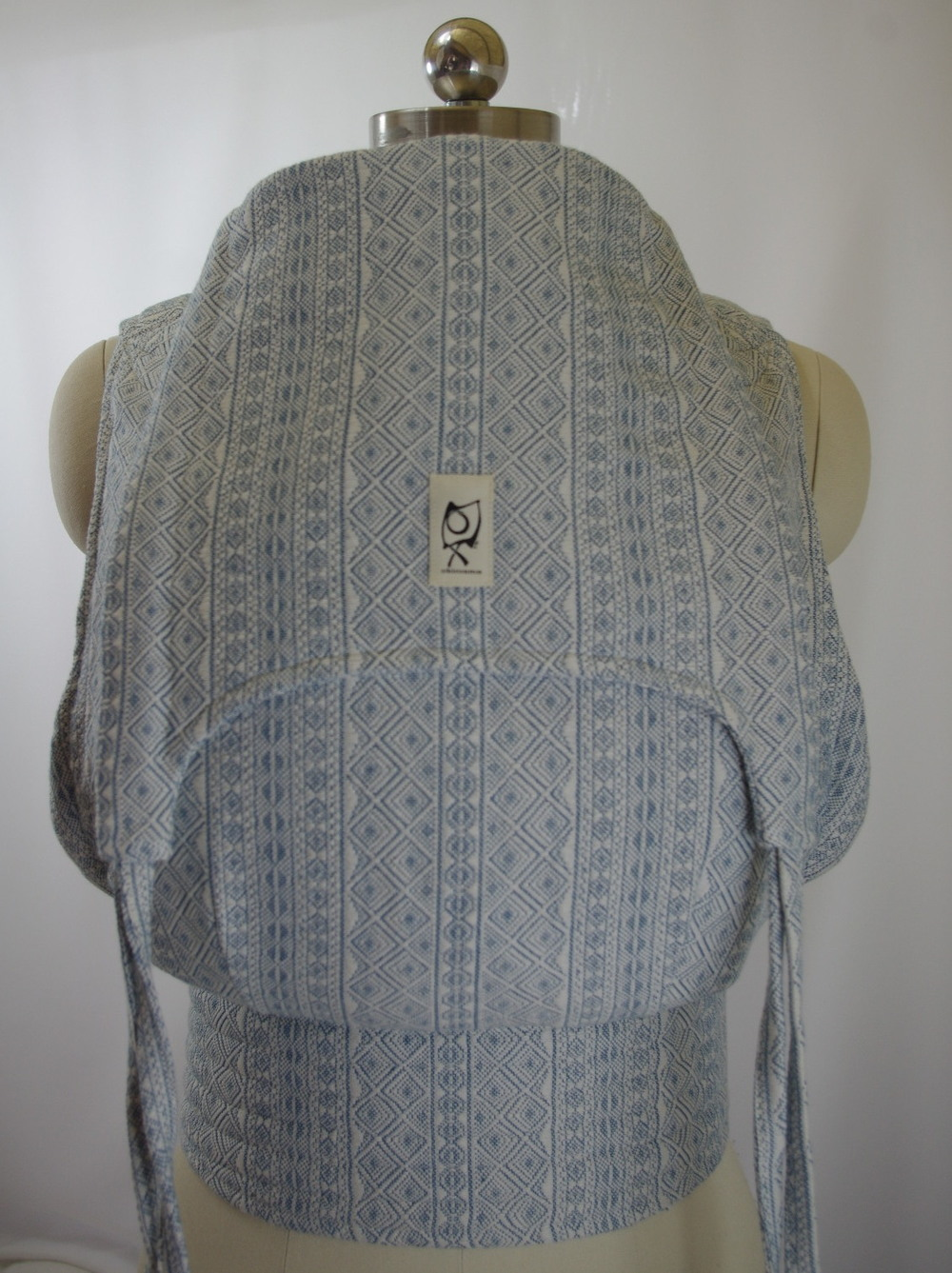 Didymos Midwives Indio ObiMama Wrap Conversion Mei Tai