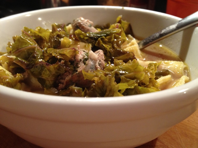Chicken Sausage & Ravioli Soup Recipes — Dishmaps