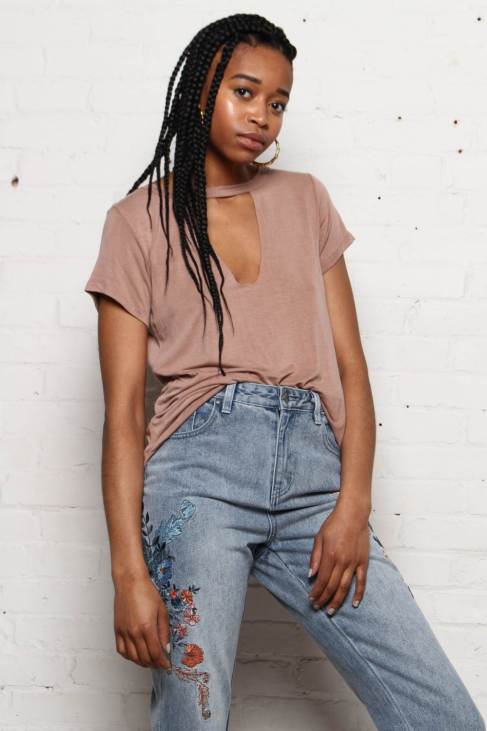 https://www.shopcalico.com/collections/new/products/dalia-cutout-choker-tee-shirt-faded-mocha