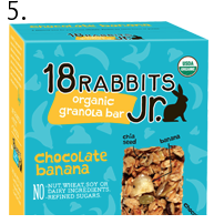 18 rabbits jr granola bars