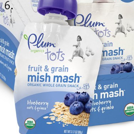 fruit and grain mish mash
