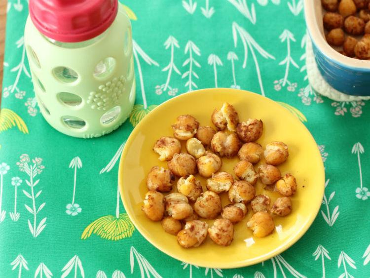 Super Snack Soft Roasted Honey Cinnamon Chickpeas