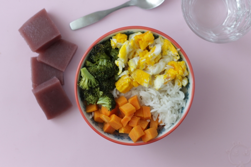 Rice Meals For Toddlers Toddler Rice Bowls Via