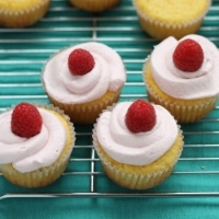 Lower Sugar Cupcakes