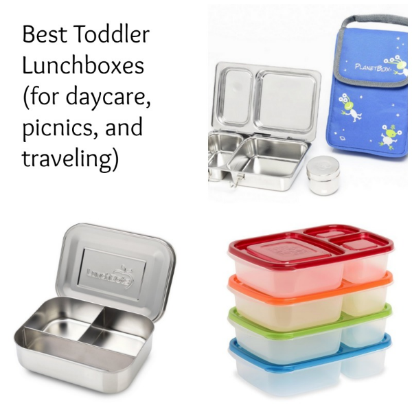 Toddler lunchbox recommendations from yummytoddlerfood.com