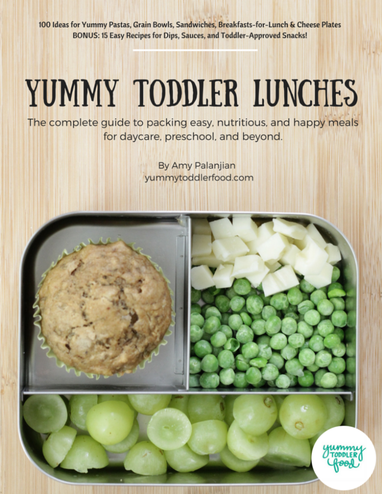 Introducing The Easiest Way To Pack A Lunch Yummy Toddler Lunches Ebook