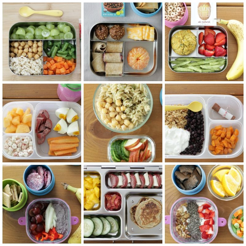 homemade lunch ideas for toddlers