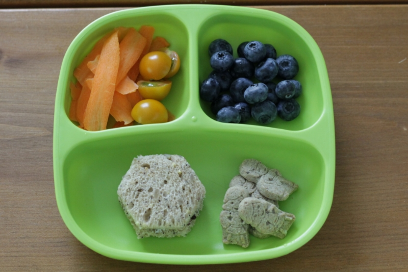 Easy shortcut dinner idea (yummytoddlerfood.com)