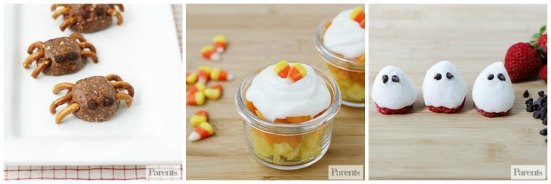 Healthy Halloween Treats for Toddlers