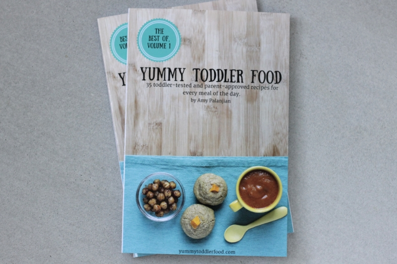 Coming Soon: The Best of Yummy Todder Food, Volume 1