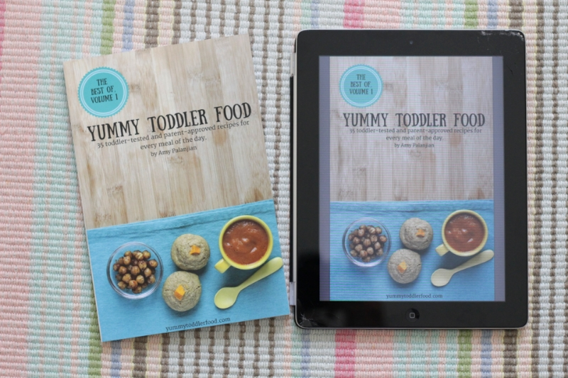 Best of Yummy Toddler Food, Volume 1