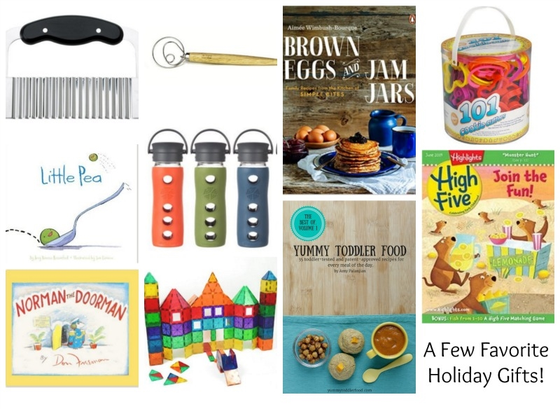 A few favorite gifts for food-loving families (plus a few extras!)