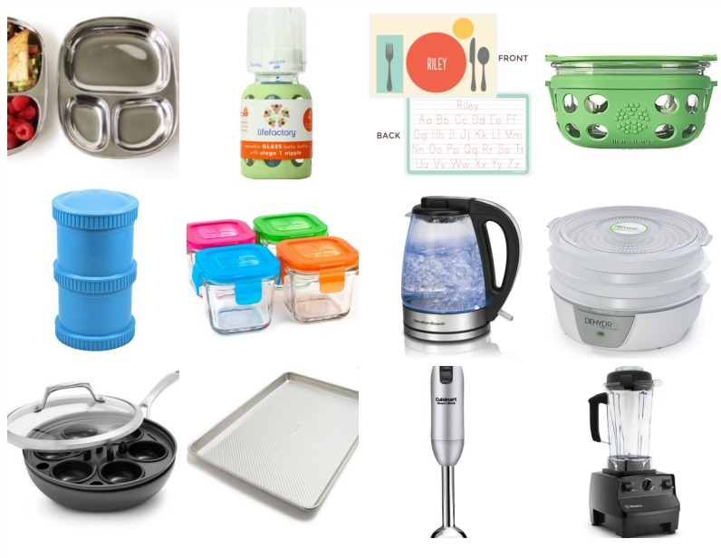 Best loved kitchen gear, from cooking tools to toddler tableware