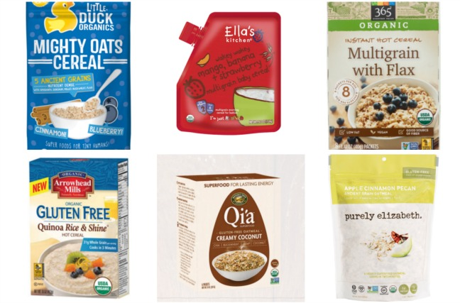 The best dry cereals for toddler to mix up the morning meal