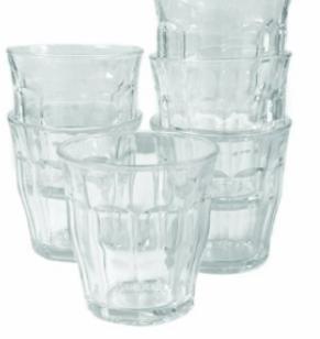 Duralex 4-oz Cups
