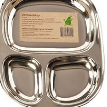 EcoLunch Stainless Tray