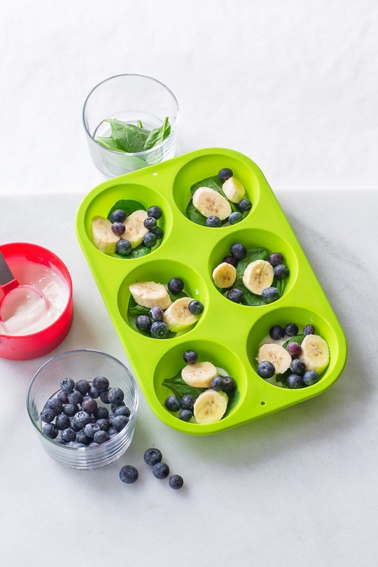 Make-Ahead Smoothie Packs for Mama and baby