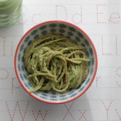 Broccoli Yogurt Pesto