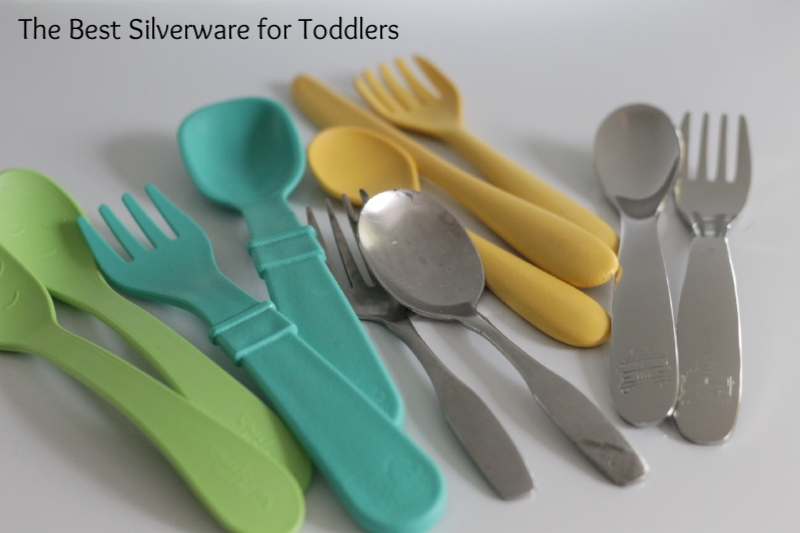 The best silverware for toddlers