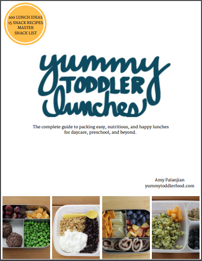 Yummy Toddler Lunches