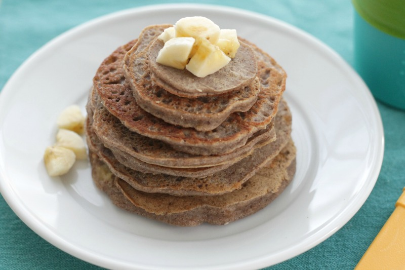 quick and easy Banana Pancakes