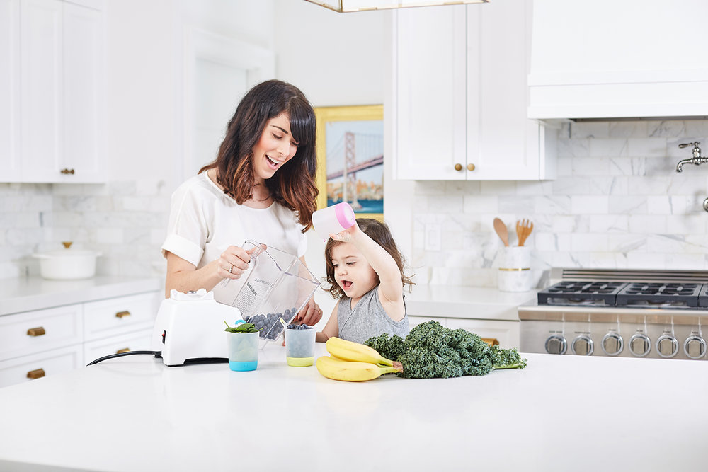 5 ways to teach toddlers independence in the kitchen