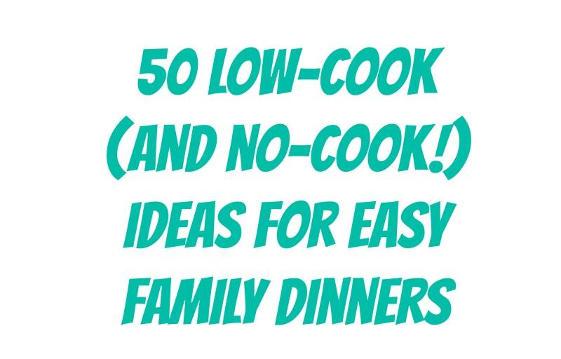 Dinner, made much easier!