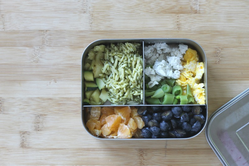 Take the work out of packing food for your little one!