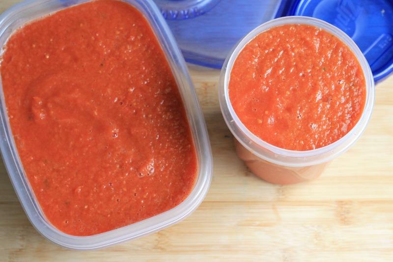 Easy Fresh Tomato Sauce
