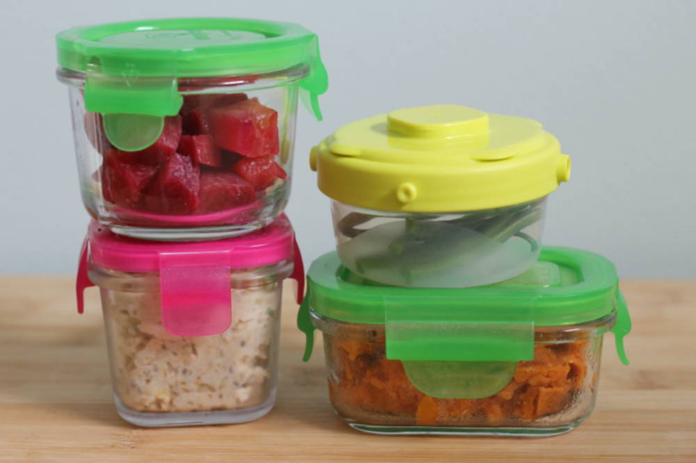5 tips for make-ahead toddler meal components