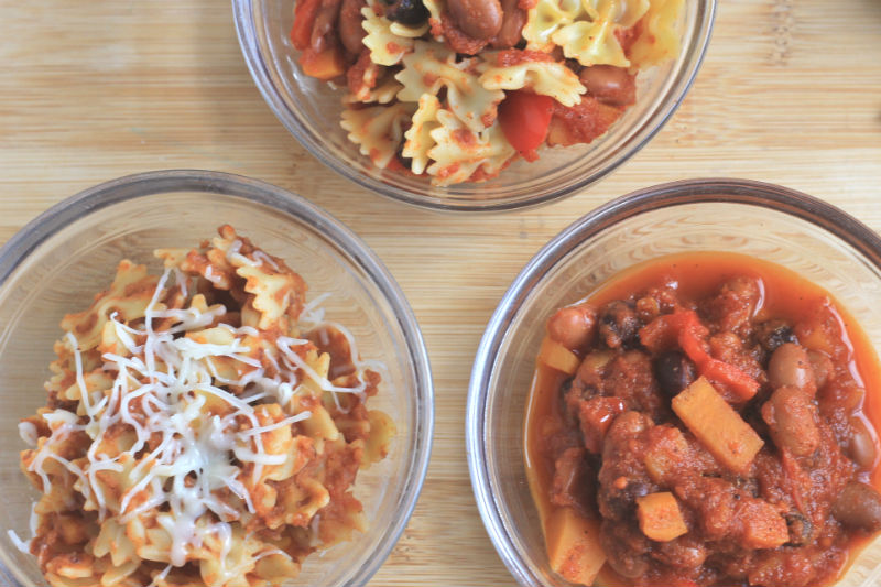 Chili Mac, Three Ways