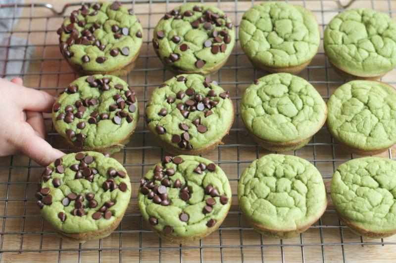 Super Green Muffins Your Kids Will Love