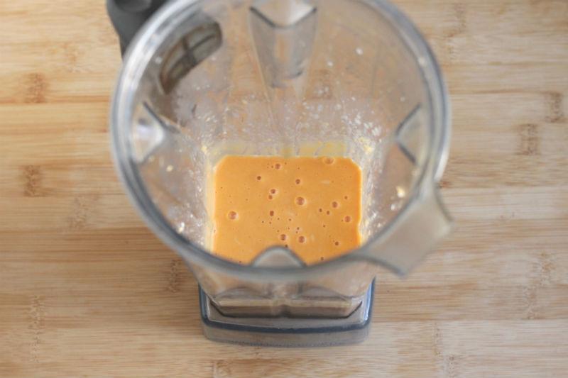 Simple Butternut Squash Cheese Sauce