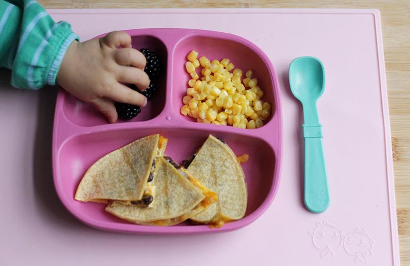 5-Ingredient Pumpkin Quesadillas