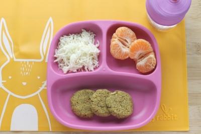 Lentil Carrot Falafel