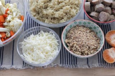 DIY Grain Bowls